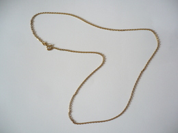 Halskette - Gold 333/000 (548) - Halsketten