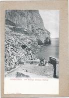 GIBRALTAR - CPA DOS SIMPLE - 2nd Europa Advance Battery  - DELC1 - - Gibraltar