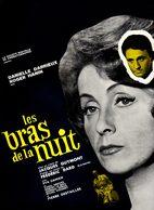 Dossier De Presse Cinéma. Les Bras De La Nuit De J.Guymont Avec Danille Darrieux, Roger Hanin. 1961. - Cinema Advertisement