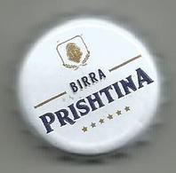 BIRRA PRISHTINA  Used Beer Cap From Kosovo - Birra