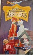 LES-ARISTOCHATS-VHS - Cartoons