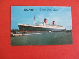 Elizabeth  Queen Of The Seas     Ref 3058 - Paquebots