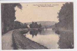 29 CHATEAUNEUF Du FAOU  Les écluses De Bizernic , Navigation Fluviale - Châteauneuf-du-Faou