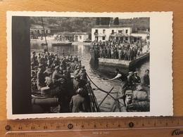 ALBANIA-SBARCO TRUPPE ITALIANE -1939 - Guerre, Militaire