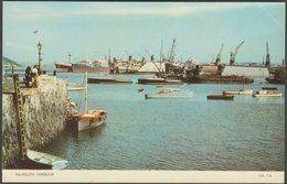 Falmouth Harbour, Cornwall, C.1960s - Jarrold Postcard - Falmouth