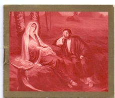 Kalender Calendrier - Devotie Devotion - Almanach Religieux - 1938 - Calendriers
