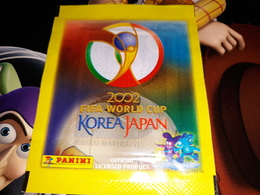 Korea Japan 2002 World Cup Bustina Con Figurine Panini - Panini