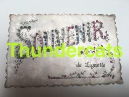 CPA SOUVENIR DE LIGNETTE PIPAIX - Leuze-en-Hainaut