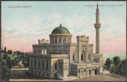 Mosquée Hamidié á Yildiz Kiosk, Constantinople, C.1905-10 - Theodore Eismann AK - Turkey