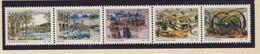 AFRIQUE DU SUD  BOPHUTHATSWANA  1993 CITES  YVERT  N°285/89 NEUF MNH** - Bophuthatswana