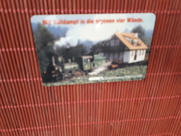Phonecard Train (Mint,Neuve)Only 5000 Made  Rare  2 Scans - Trains