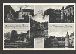 Klimmen - Jeugdherberg Kasteel Rivieren Te Klimmen Bij Heerlen - 1937 - Meerzichtkaart - Nederland