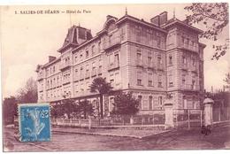 CP - Salies De Béarn - Hotel Du Parc - Hotels & Restaurants
