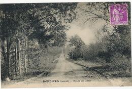 Dordives Route De Cesar Nationale 7  RN7 - Dordives