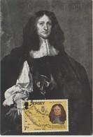 Jersey Carte Maximum 1976 Bicentenaire Des Etats Unis 139 - Jersey