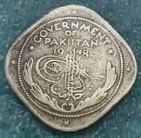 Pakistan 2 Annas, 1948 - Pakistan