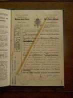 Huwelijksboek  Sint - Pieters - Woluwe 1936 - Boda