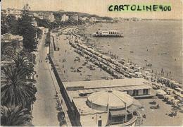 Lazio-roma-anzio Riviera Di Levante E Stabilimento Veduta Panoramica Anni 40/50 - Italia