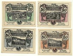 1920 - Austria - Alland Notgeld N62, - Austria