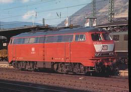 DB, Dieselhydraulic Locomotive For Multiple Purpose 218 368-9 - Eisenbahnen