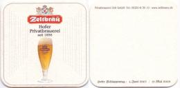 #D220-232 Viltje Zeltbräu - Sous-bocks