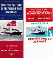 HOVERCRAFT>>VA3>>RHYL>>WALLASEY - Hovercrafts