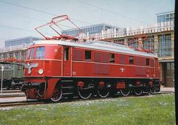DB , Electric Express Locomotive E 19 01 - Trains