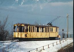 Cog Railway Brunnen - Morschach - Axenstein, Rowan Unit He 1/B 2/4 - Trains