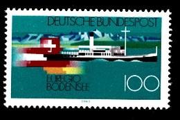 Allemagne Rep.Fed. 1993  Mi.:nr.1678 Euregio Bodensee  Neuf Sans Charniere / Mnh / Postfris - Neufs