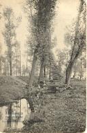 Ruysbroek (Sint-Pietes-Leew). Pont De Mastel - Sint-Pieters-Leeuw