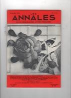 LES ANNALES 11 1966 - MONORY - 1900 LE SURNATUREL - CHOPIN - DON JUAN JUSTICE LANDRU WEIDMAN ... - THOMAS DE QUINCEY - Journaux - Quotidiens