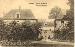 Sempst (Ternat). Kasteel Releghem - Château Releghem - Ternat
