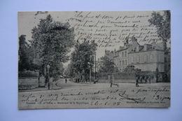 CPA 19 CORREZE BRIVE LA GAILLARDE. Boulevard De La République. 1905. - Brive La Gaillarde