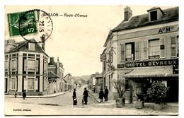 Vlc 27 - Gaillon : Route D'Evreux - Francia