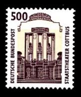 Allemagne Rep.Fed. 1993  Mi.:nr.1679 Sehenswürdigkeiten  Neuf Sans Charniere / Mnh / Postfris - Neufs