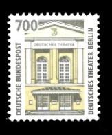 Allemagne Rep.Fed. 1993  Mi.:nr.1691  Sehenswürdigkeiten  Neuf Sans Charniere / Mnh / Postfris - Neufs