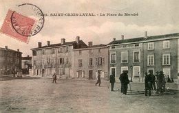 SAINT GENIS LAVAL(PETANQUE) JEU DE BOULES - Pétanque