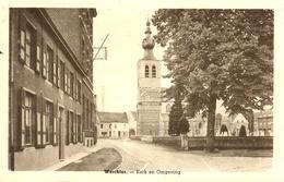 Werchter. Kerk En Omgeving - Rotselaar