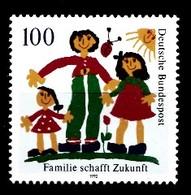 Allemagne Rep.Fed. 1992  Mi.:nr.1621 Familie Schafft Zukunft  Neuf Sans Charniere / Mnh / Postfris - Neufs