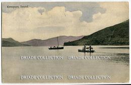 CARTOLINA KENEPURU SOUND NEW ZEALAND NUOVA ZELANDA VIAGGIATA ANNO 1912 - Nuova Zelanda