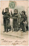 3 Enfants, Ramoneurs, Chimney Cleaners, Schoorsteenvegers, Children (pk48917) - Other
