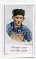 SB03018 ZUBAN / München - Die Völker Europas - 126 Alteingesessener Schwälmer Bauer - Cigarette Cards