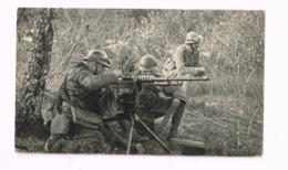 Mitraileuse De Cavalerie. - Guerre 1939-45