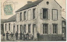 Bazoches Sur Le Betz Mairie Ecole Des Garçons  Edit Meunier Guichet - France