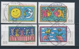 Duitsland/Germany/Allemagne/Deutschland 2008 Mi: 2665-2668 (Gebr/used/obl/o)(3756) - Gebruikt