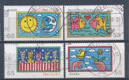 Duitsland/Germany/Allemagne/Deutschland 2008 Mi: 2665-2668 (Gebr/used/obl/o)(3758) - Gebruikt