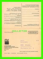 DRESDEN, GERMANY - VOLKSBUCHHANDEL, ZWEIGSTELLE BEZIRK DRESDEN 1989 - Dresden