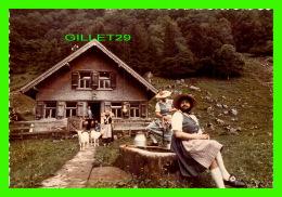 ALP, IN DER OSTSCHWEIZ - TRAVEL IN 1978 -  PABLO - - Suisse