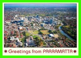 PARRAMATTA, AUSTRALIA - VIE OF THE CITY - - Sydney