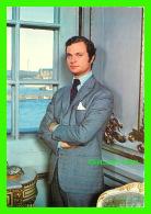 """FAMILLES ROYALES -  H. M. KONUNG CARL XVI GUSTAF """" FOR SVERIGE - I TIDEN """" - FOTO FREDDY LINDSTROM - - Royal Families"""